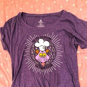 Epcot Food and Wine Festival Figment shirt